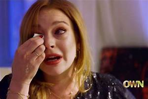 Tearful actress Lindsay Lohan uses her own reality TV show ...