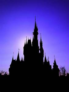The gallery for --> Disney Castle Silhouette