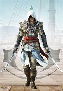 Assassin's Creed Black Flag poster Pirate http://www ...