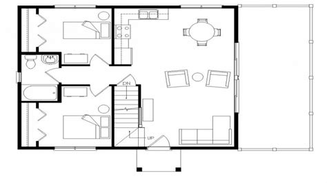 floor plans small open concept floor plans open floor plans with loft
