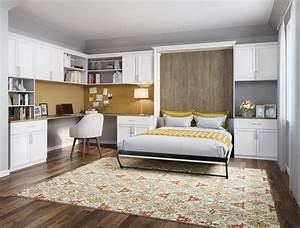 Maximize, Your, Space, With, A, Murphy, Bed