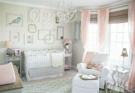 Beautiful And Cute Shabby Chic Kids Room Designs
