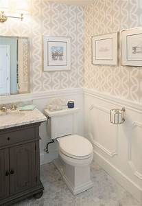 Wainscoting ideas for your bathroom for What kind of paint to use on kitchen cabinets for dirt bike wall art