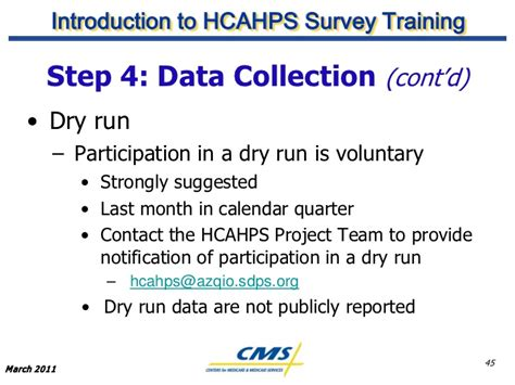 march 2011 hcahps introduction training slides session i 2