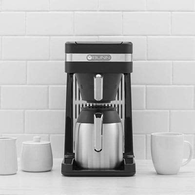 The classic speed brew coffee maker, nhs: Bunn Speed Brew Platinum Coffee Maker Review (Including Pros & Cons)