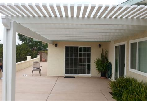 aluminum patio covers ramona ca patio enclosures