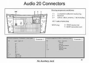 Audio 20 Cd Mf2321 For W211