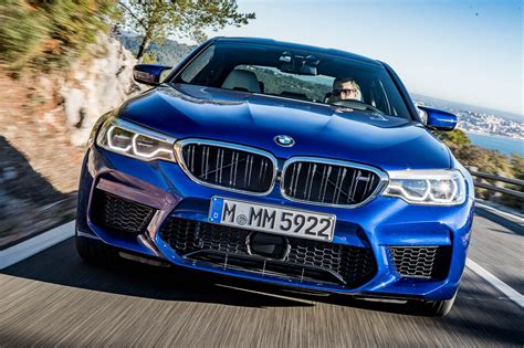bmw m5 2018 review m gets awd car magazine