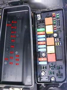 Engine Bay Fuse  Relay Box Query