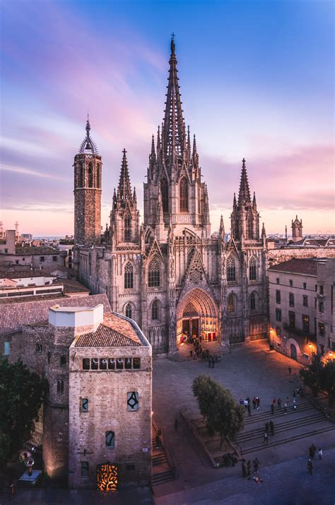 Barcelona Cathedral : photocritique
