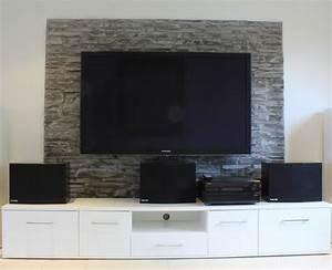 Steinwand Wohnzimmer Tv : bilder eurer steinw nde kiesbetten racks geh use hifi forum seite 28 ~ Bigdaddyawards.com Haus und Dekorationen