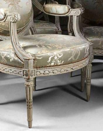 leleu canapé mobilier de salon époque louis xvi alain r truong