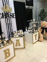 Best Gold Baby Shower Decor Ideas And Images On Bing Find What