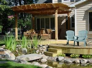 patio designs better patio ideas luxury home gardens