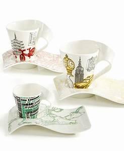 Villeroy New Wave : villeroy boch dinnerware new wave cafe cities of europe ~ Watch28wear.com Haus und Dekorationen