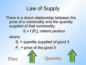 4 Supply Theory