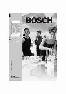 Dishwasher Photo And Guides  Bosch Fully Integrated