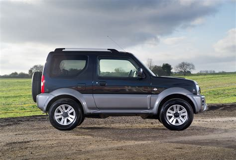 suzuki jimny  face   equipment