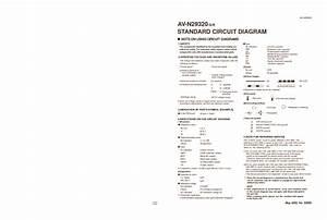 Jvc Jvc Av N29320 Jvc Av N29320 Pdf Diagramas De
