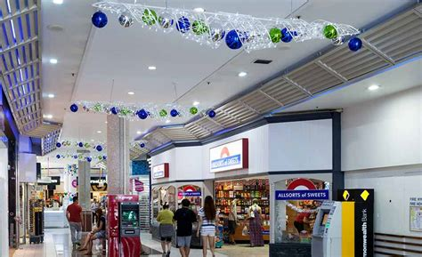 indooroopilly shopping mall christmas decorations