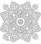 Coloring Pages Mandala App Therapy Uploaded User sketch template