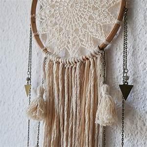 Tissu Attrape Reve : attrapes r ves style boh me chic mood ~ Teatrodelosmanantiales.com Idées de Décoration