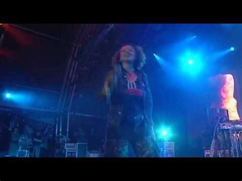 Basement Jaxx  Red Alert ( Glastonbury 2004 Live ) Youtube