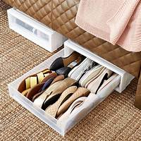 under the bed storage Under Bed Storage Drawers - Underbed Drawer | The Container Store