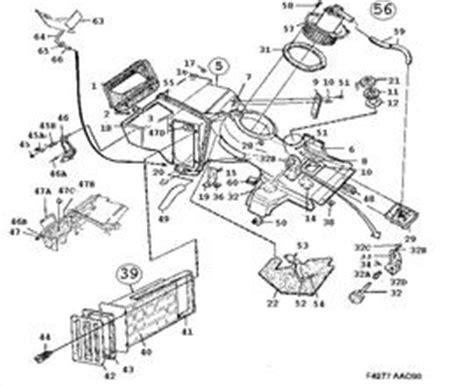 Wiring Diagram 7 Pin U V Canadian by Saab Heating And Ventilation Parts