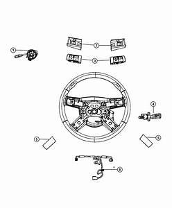 Dodge Challenger Switch  Multifunction  Windshield Wiper   Tilt Steering Column    Power