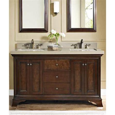Bathroom Bowl Vanities by Fairmont Designs Newhaven 60 Quot Bowl Vanity Nutmeg