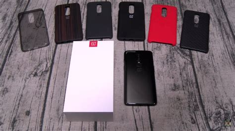 oneplus 6 unboxing and impressions