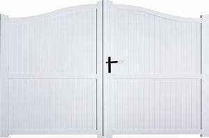 Portail Pvc Pas Cher : portails et cl tures k par k ~ Edinachiropracticcenter.com Idées de Décoration