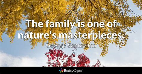 george santayana  family    natures masterpieces
