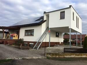 Anbau An Einfamilienhaus : anbau an ein bestehendes einfamilienhaus in markt bibart eg ~ Indierocktalk.com Haus und Dekorationen