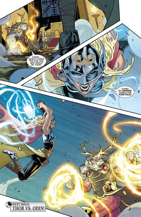 25 Best Ideas About Lady Thor On Pinterest Female Thor