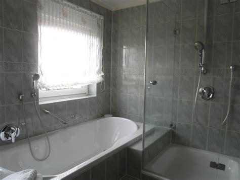 """""""badezimmer Mit Wanne Und Dusche"""" Hotel Residenz Immenhof"""