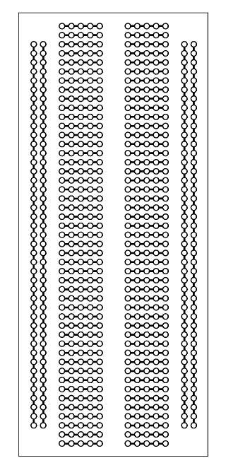 solderless breadboard northwestern mechatronics wiki