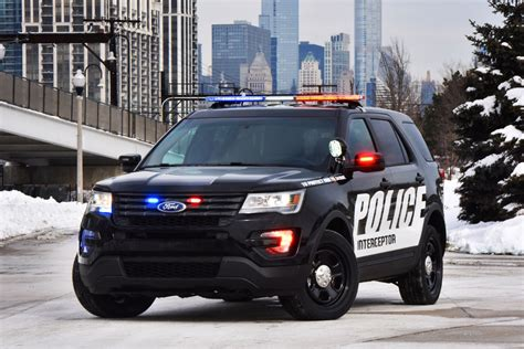 2018 Ford Police Interceptor Utility Motrolix