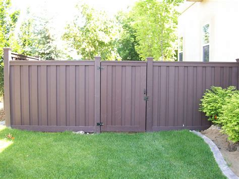 composite wood fencing products gallery best composite fencing products