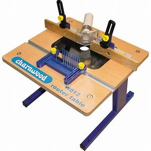 Charnwood Bench Top Router Table Bigger Savings One