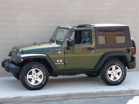 tan jeep wrangler 2 door buy used beautiful 2008 jeep wrangler x 4wd 6 speed