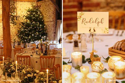 decoration ideas for your winter wedding upwaltham barns