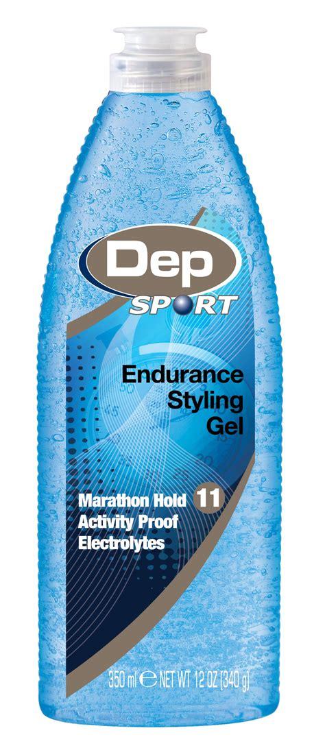 Amazon.com : Dep Sport Endurance Gel, Intense Hold, Level