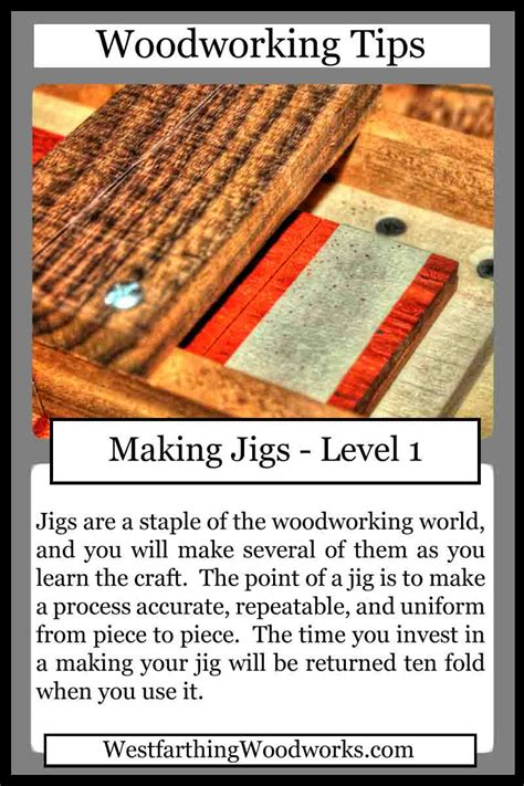 woodworking tips cards making jigs westfarthing woodworks