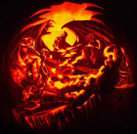 Wwe Pumpkin Carving Patterns by Fantasy Pumpkins Noel S Pumpkin Carving Archive