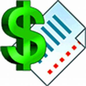Price List Icon. Business Software Icons