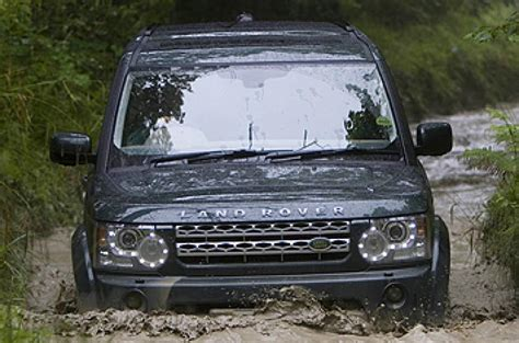 Wading Land Rover Wallpaper by Land Rover Discovery 4 Tdv6 Hse Review Autocar