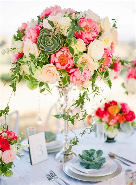 Best 25 Summer Centerpieces Ideas On Pinterest Floral