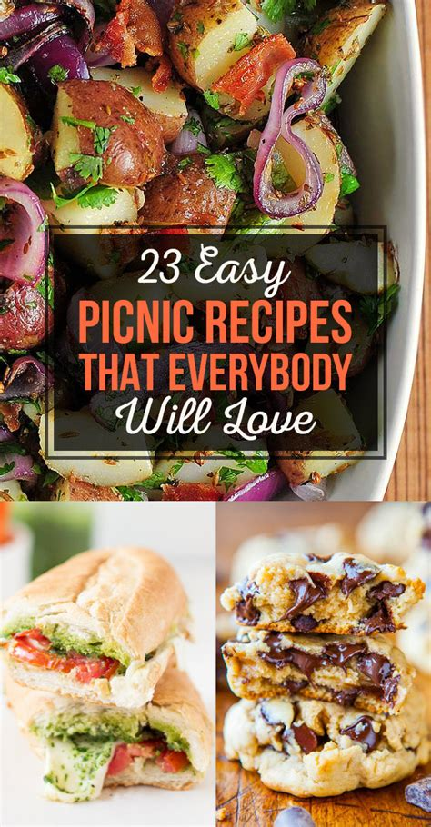 easy picnic food lake forest health and fitness 23 easy picnic recipes that everybody will love